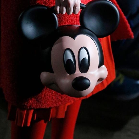 e6cd0995b06 Disney Handbags - Mickey Mouse Gucci runway purse 2019